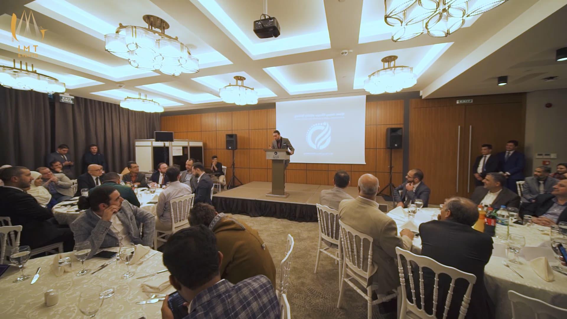 إطلاقِ الاتحاد العربي للتدريب والإنتاج الإعلامي